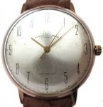 Luch Watch USSR Gold Plated Pre-owned