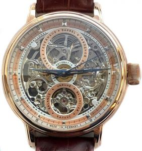 Poljot International Skeletonized Watch Hermitage | MoscowWatch.com