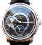 Buran Russian Watch Moonphase