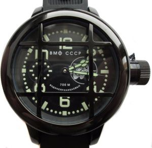 Diver Watch Military Vodolaz 191ChS | MoscowWatch.com