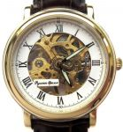 Russian Time Skeletonized Watch TH Poljot