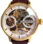 Poljot International Skeletonized Watch