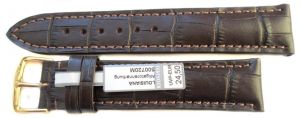 Genuine Leather Strap RIOS 1931 20mm